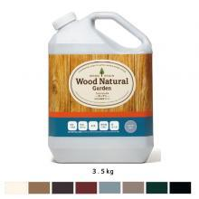 Wood Natural -Garden- 3.5kg
