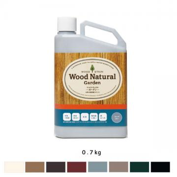Wood Natural -Garden- 0.7kg